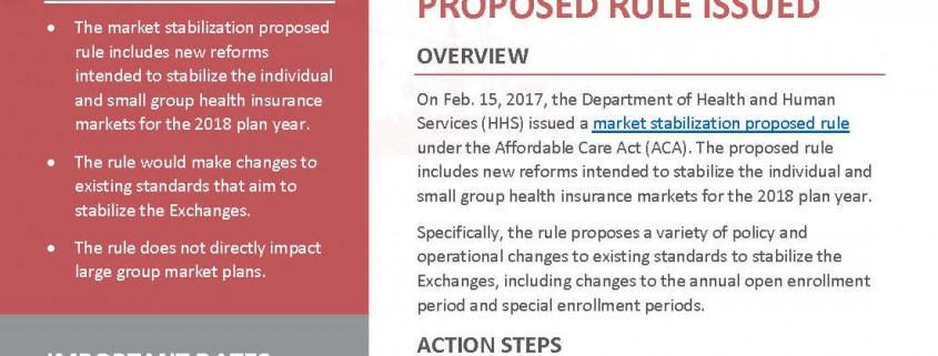 Market Stabilization Proposed Rule Issued 2-20-17-1
