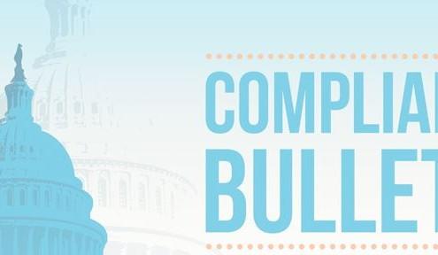 Compliance Bulletin